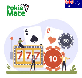 Pokie Mate Casino Free Spins No Deposit Bonus  top10australian.com